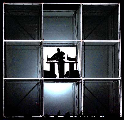 Etienne De Crecy - Live